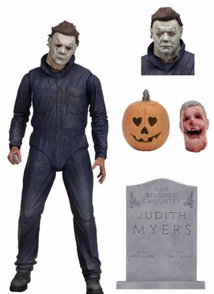 NECA Halloween Ultimate Michael Myers